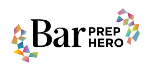 Bar Prep Hero Logo Long