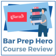 Bar Prep Hero Course Review