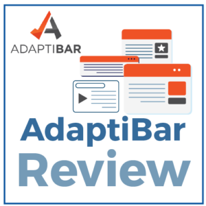 Adaptibar bar review