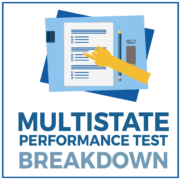 Multistate Performance Test Breakdown
